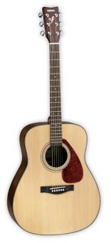 The F325D acoustic guitar provides great sound and is ideal for the beginning guitarist