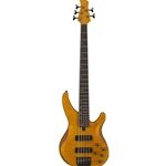 Yamaha TRBX605FMNS Electric Bass 5 String Natural Satin
