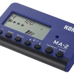 Korg MA2BL Digital Metronome Blue