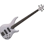 Yamaha TRBX504TWH 4-String Premium Electric Bass - Trans White