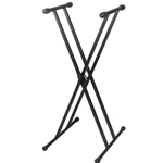 OnStage KS7191 Double X Keyboard Stand
