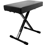 OnStage KT7800D Deluxe Keyboard Bench
