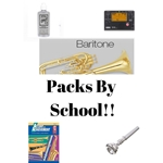 Baritone/Euphonium Acessory Pack Middle School