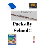 Bassoon Accessory Pack Middle School
