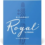 Rico Royal Bb Clarinet Reeds Box of 10