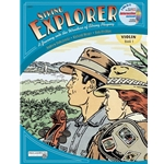 Alfred AP20601W String Explorer Book 1