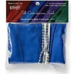 Hodge OB2 Silk Oboe Swab Blue
