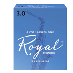 Rico RKB1025 Royal Tenor Sax Reed  10/BX 2-1/2