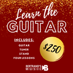 Group Lesson Guitar Package