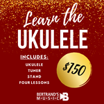 Group Lesson Ukulele Package