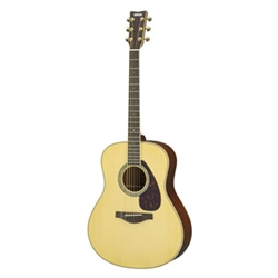 Yamaha LL6MHC Dreadnought Acoustic Guitar