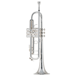 Silver Specialty Series Conn Artist Trumpet (L6)