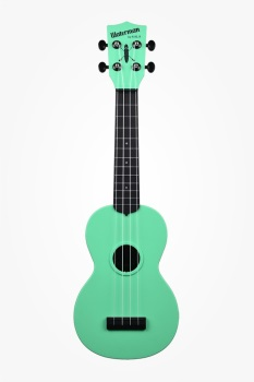 Kala KA-SWB-GN Ukulele Sea Foam Green Matte The Waterman