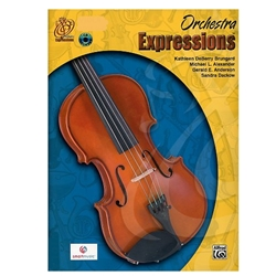 Orchestra Expressions Book 1