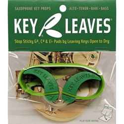 KPSAX Key Leaves Sax Key Props
