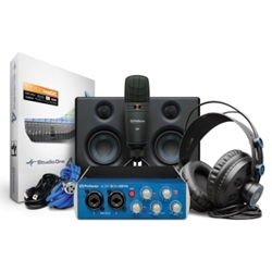 ABOXST96ULT AUDIOBOX STUDIO Ultimate Hardware Software Recording Kit