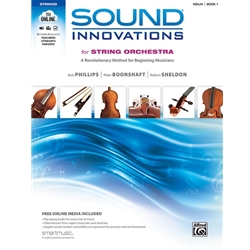 Alfred SIBK1 Sound Innovations Book 1