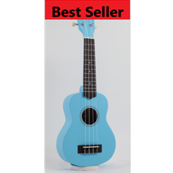 BEST SELLER! Soprano Ukulele Blue
